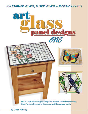 Art Glass Panel Designs One
