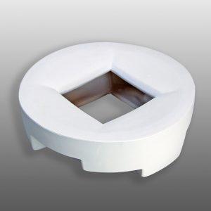 DT310 Circle-Square Drop-Thru Ring