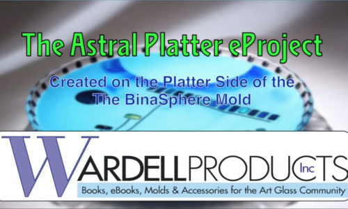 Astral Platter Made on a BinaSphere Mold HD Video